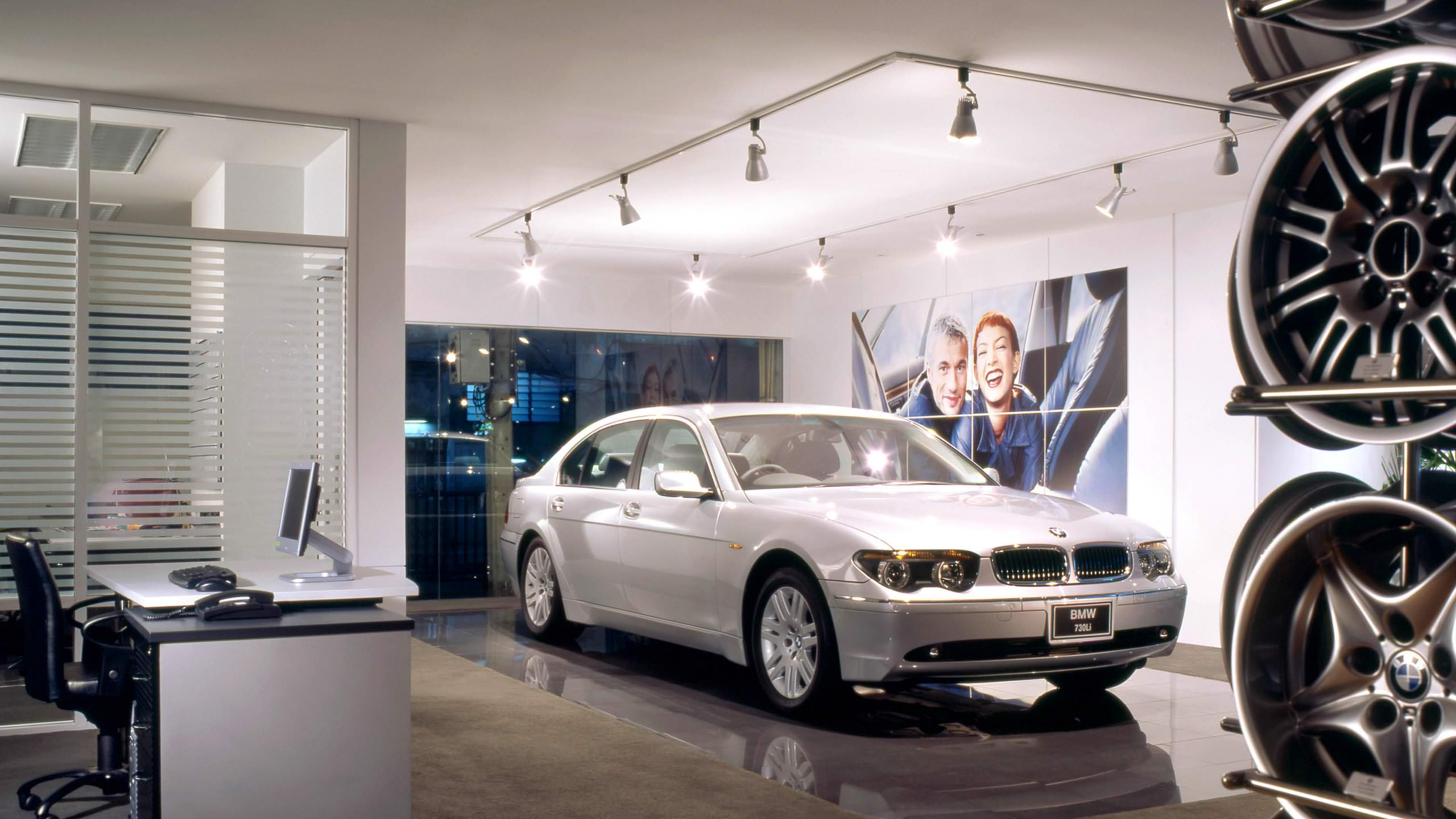 Bmw Millenium Rama 4 Projects Orbit Design Studio